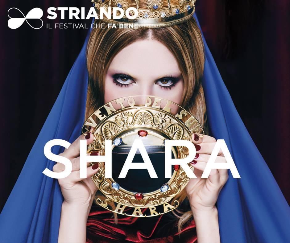 Shara - Striando 2016