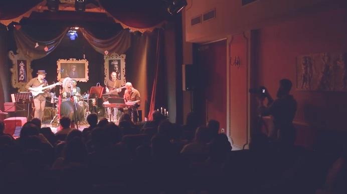 Cover videoracconto post concerto Napoli Underground