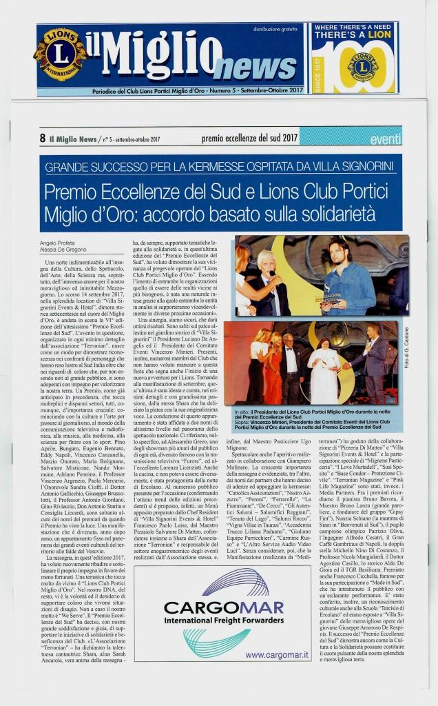 Articolo Il Miglio News Ottobre 2017 small