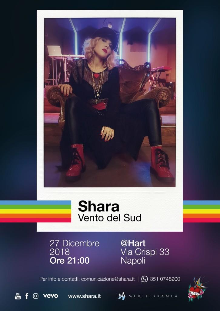 Locandina-Shara CONCERTO 27-12-2018 web