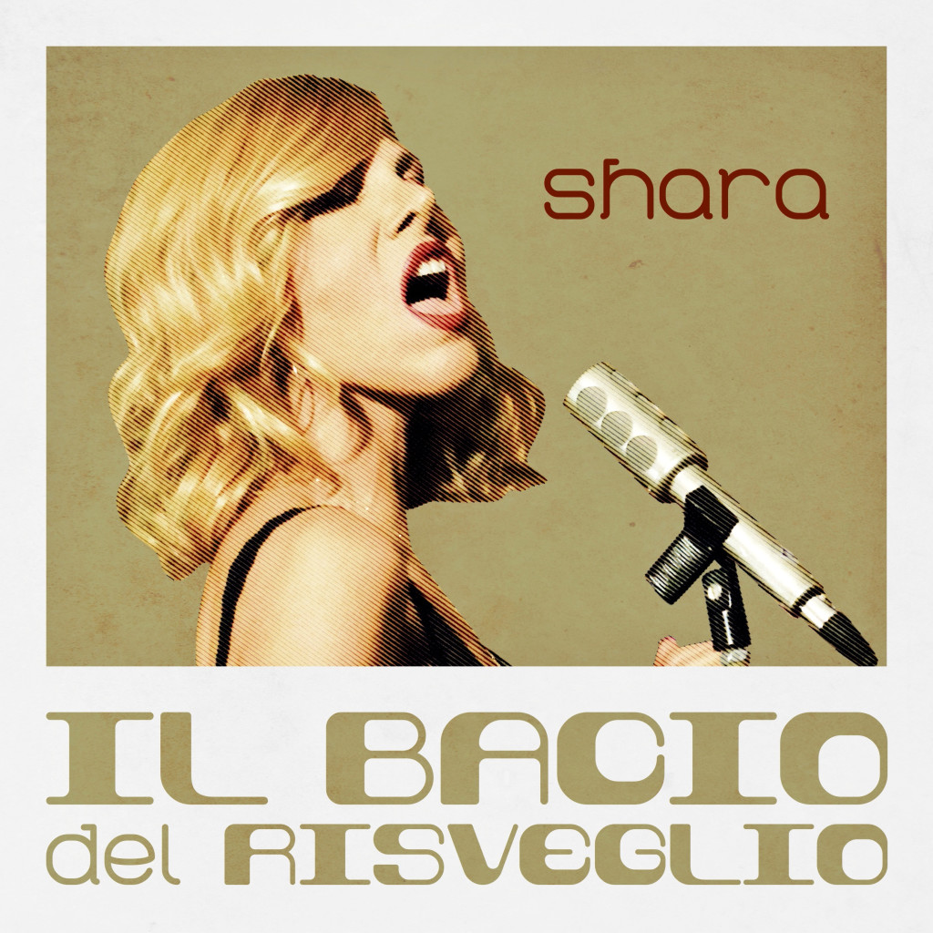 Shara - copertina Il Bacio del Risveglio